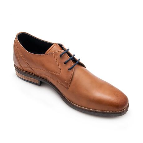 Gary Plain Casual Shoe // Cognac (Euro: 40)