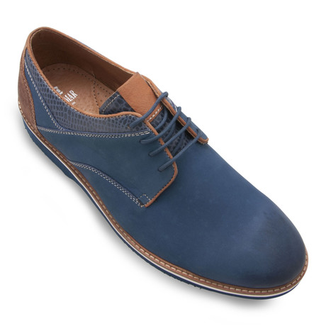 Sebastian Casual Shoe // Blue