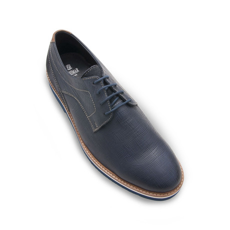 Amado Casual Shoe // Navy Blue (Euro: 40)