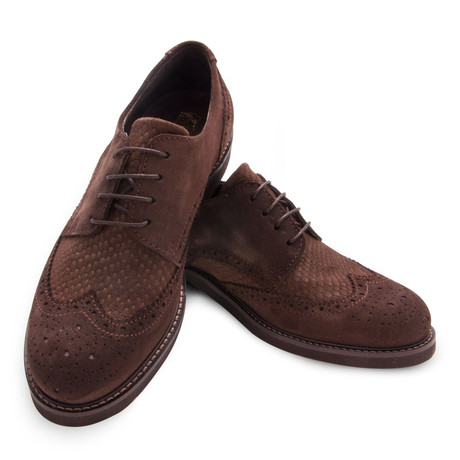 Joseph Moccasin // Brown (Euro: 40)