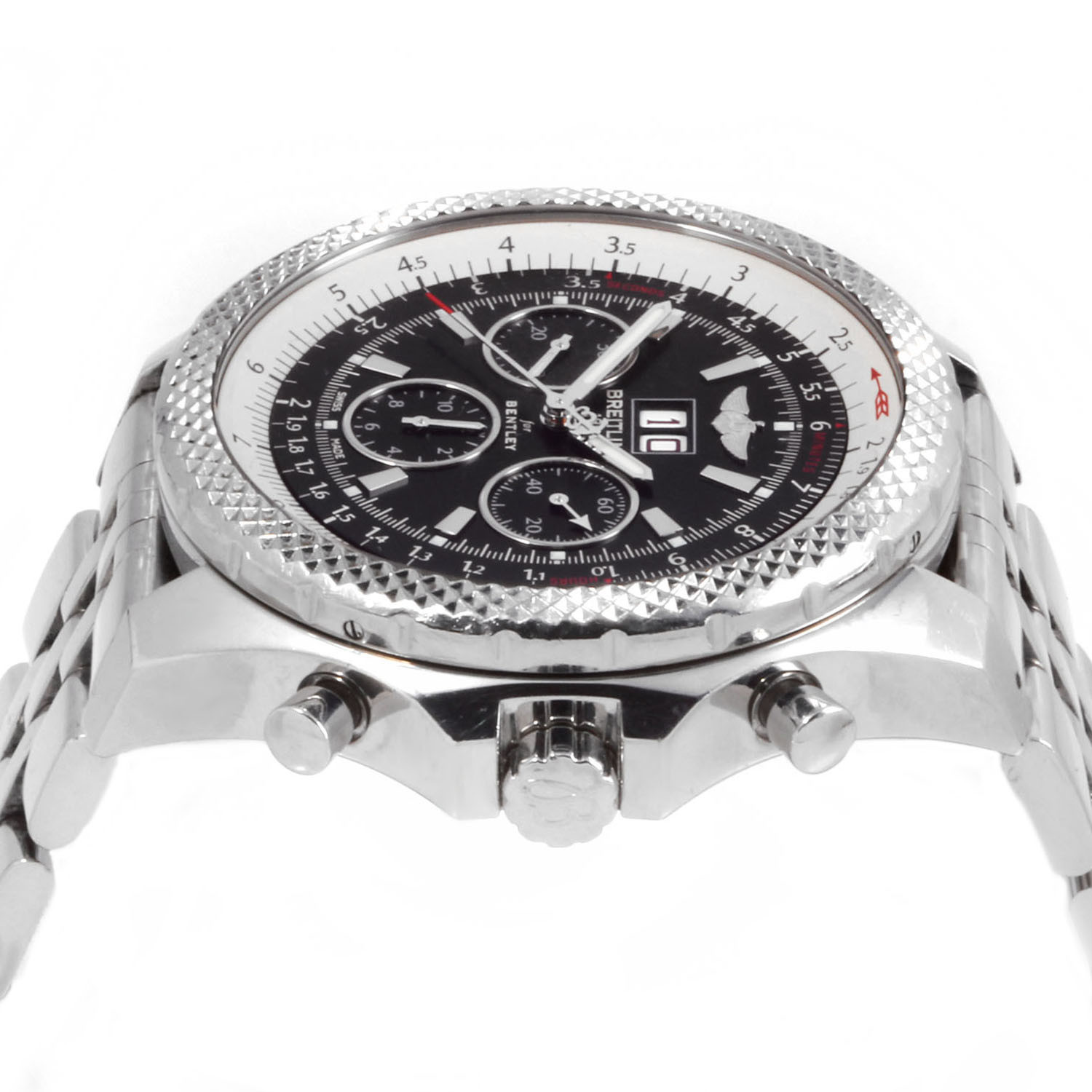 Pre Owned Bentley For Sale: Breitling Bentley Automatic // A44364 // Pre-Owned