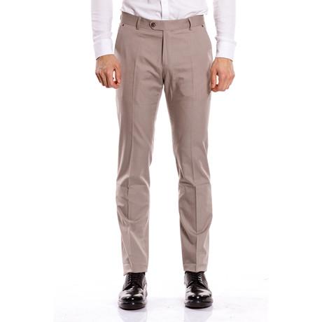 Dress Trousers // Beige