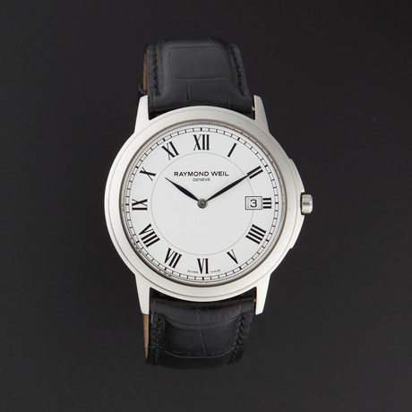Raymond Weil Tradition Quartz // 54661-STC-00300 // Store Display