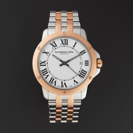 Raymond Weil Tango Quartz // 5591-SP5-00300 // Store Display