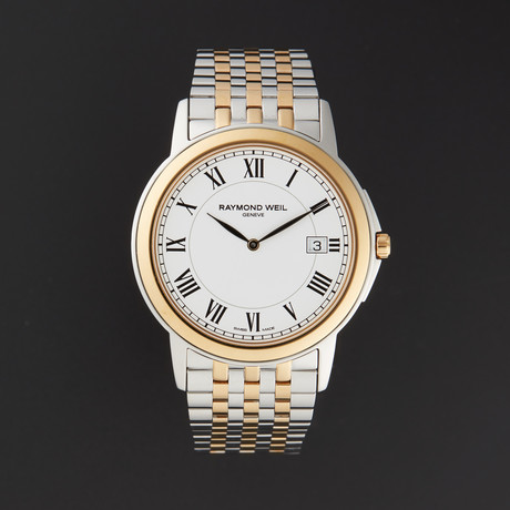Raymond Weil Tradition Quartz // 5466-STP-00300 // Store Display