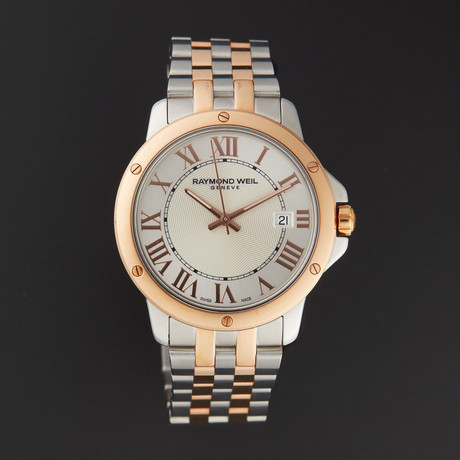 Raymond Weil Tango Quartz // 5591-SB5-00658 // Store Display