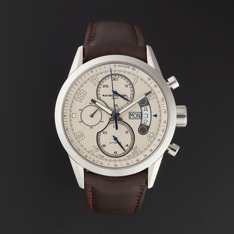 Raymond Weil Freelancer Chronograph Automatic // 7730-STC-05650 // Store Display