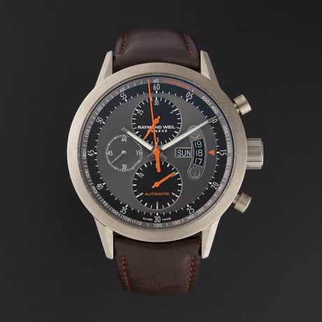 Raymond Weil Freelancer Chronograph Automatic // 7745-TIC-05609 // Store Display