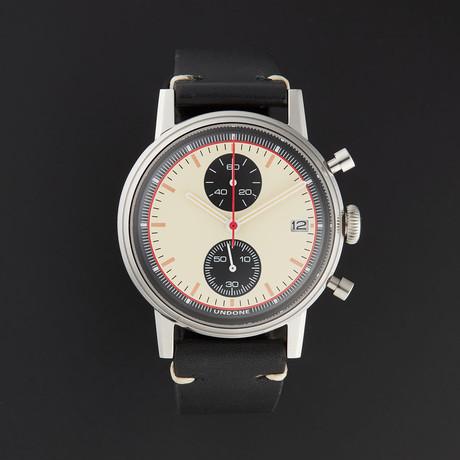 Undone Urban Vintage Newman Chronograph Quartz // UND-URB-VIN-NEWMAN