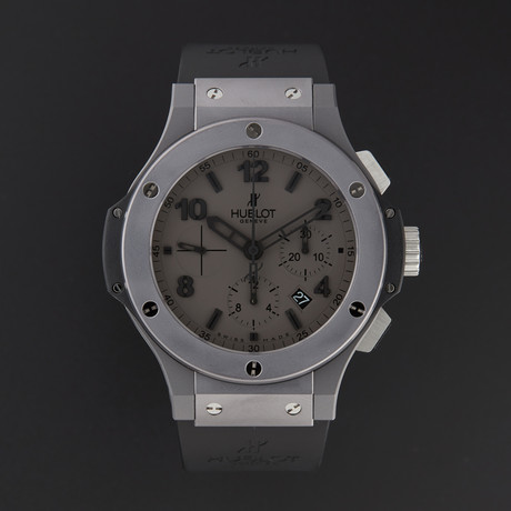Hublot Big Bang Tantalum Chronograph Automatic // 301.AI.460.RX // New