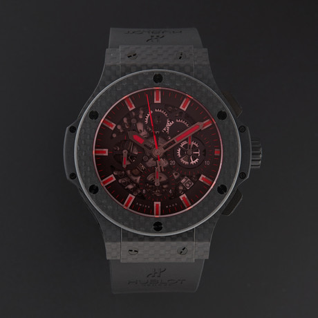 Hublot Big Bang Aero Bang Carbon Fiber Automatic // 311.QX.1134.RX // Store Display