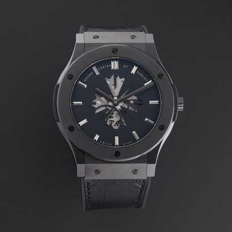 Hublot Classic Fusion Shawn Carter Manual Wind // 515.CM.1040.LR.SHC13 // Store Display
