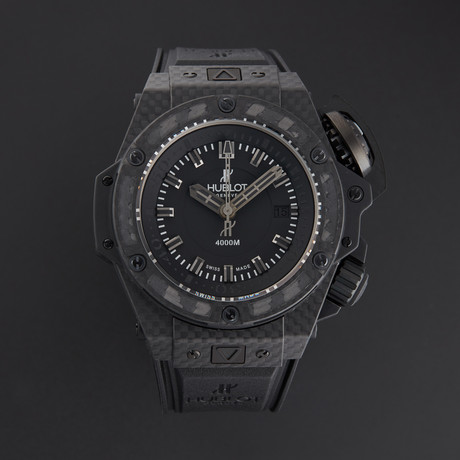 Hublot Big Bang King Power Diver Oceanograph Automatic // 731.QX.1140.RX // Store Display