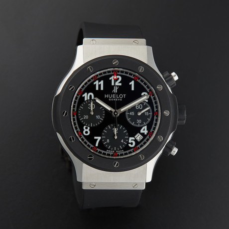HUBLOT Super B Black Magic Chronograph Automatic// 1926.NL30.10 // NEW