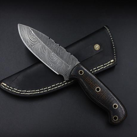 Dallas Hunting Knife
