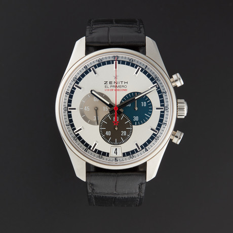 Zenith El Primero Striking 10th Chronograph Automatic // 03.2041.4052/69.C496 // Store Display
