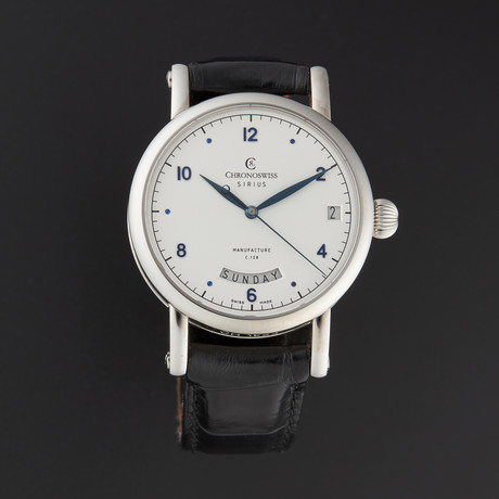 Chronoswiss Day Date Automatic // CH1923 // Store Display!