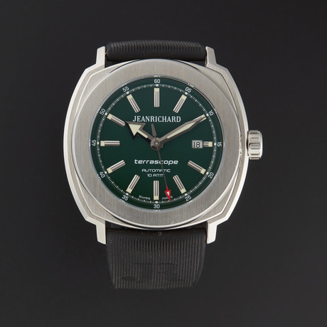 JeanRichard Terrascope Automatic // 60500-11-A01-HDC0 // Store Display