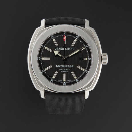 JeanRichard Terrascope Automatic // 60500-11-601-FK6A // Store Display