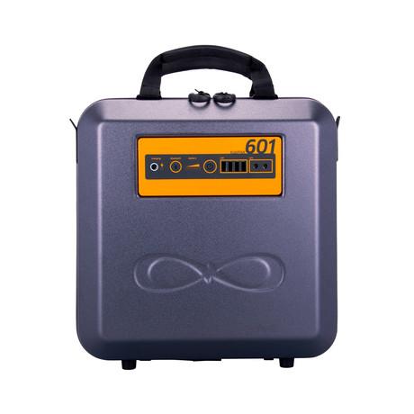 KaliPAK // KP601 558W Hour Portable Solar Generator + Solar Panel