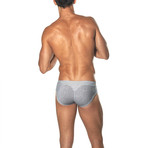 Evo Brief // Gray (L)