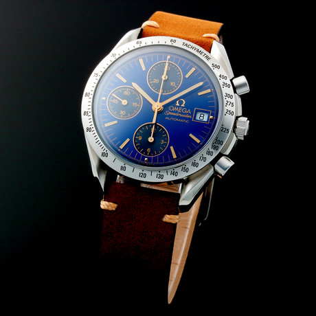 Omega Speedmaster Date Automatic // Special Edition // 38119 // Pre-Owned