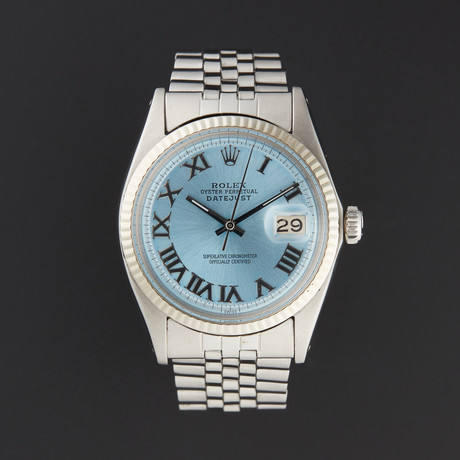 Rolex Datejust Automatic // 1603 // 1960'S/1970'S // Pre-Owned