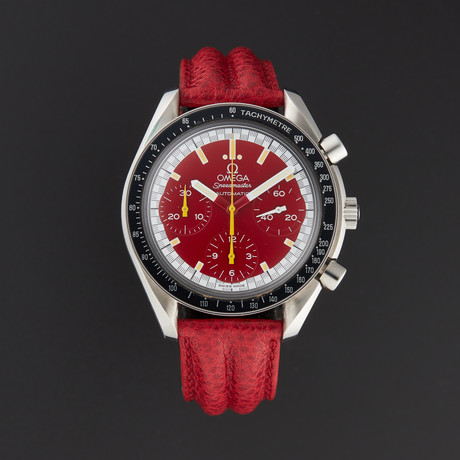 Omega Speedmaster Schumacher Automatic // 3510.61 // 762-TM210494 // Pre-Owned