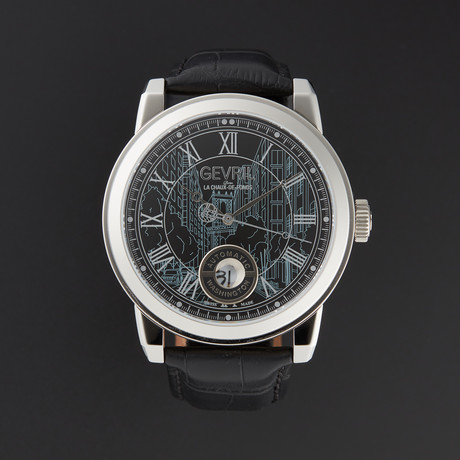 Gevril Washington Street Automatic // Limited Edition // 2621L // New
