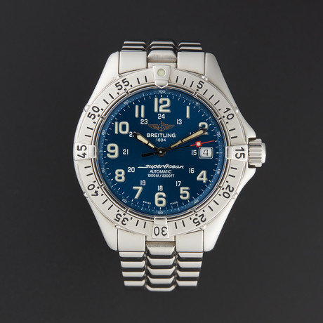 Breitling Superocean Automatic // 32164 // c.2000's // Pre-Owned