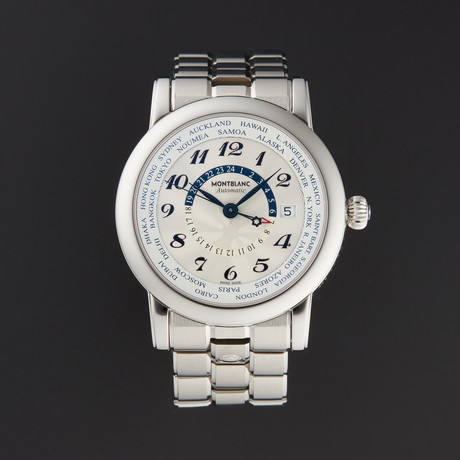 Montblanc Star World Time GMT Automatic // 106465 // Pre-Owned