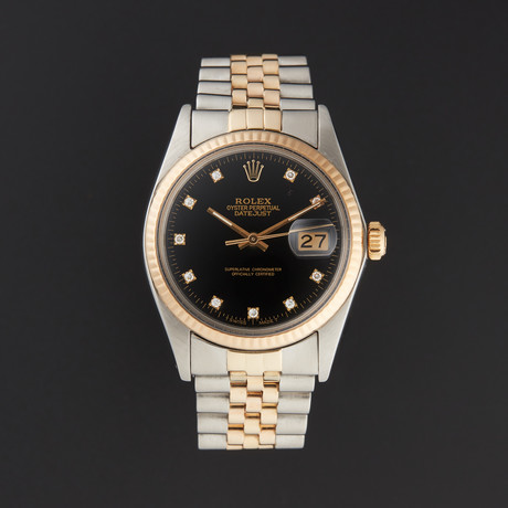 Rolex Datejust Automatic // 16013 // AFD13 // Pre-Owned