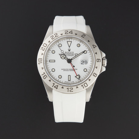 Rolex Explorer II Automatic // 16570 // LKJ9 // Pre-Owned