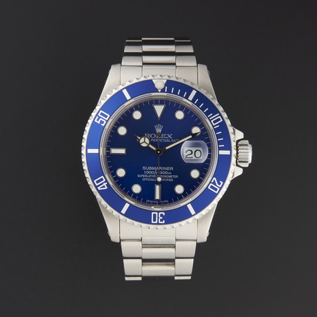 Rolex Submariner Automatic // P16610B // Customized // Pre-Owned