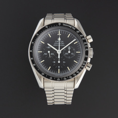 Omega Speedmaster Moonwatch // 3570.50 // WSE-033 // c.1980's/1990's // Pre-Owned