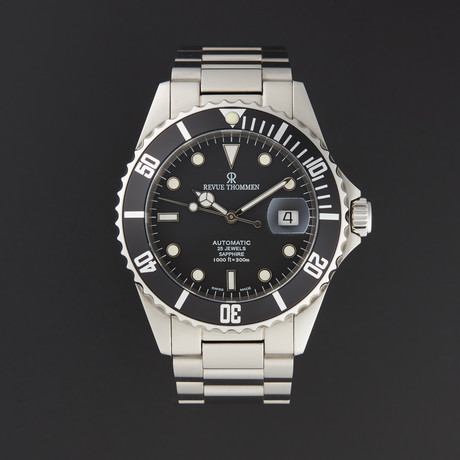 Revue Thommen Air Speed Diver Automatic // 17571.2137 // Pre-Owned