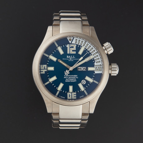 Ball Engineer Master II Diver Automatic // DM1022A-S1CA-BE // Store Display