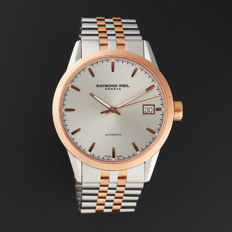 Raymond Weil Freelancer Automatic // 2740-SP5-65011 // Store Display