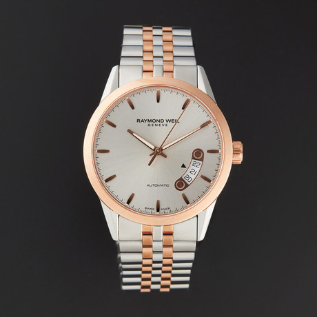 Raymond Weil Freelancer Automatic // 2770-SP5-65011 // Store Display