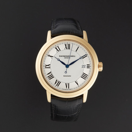Raymond Weil Maestro Automatic // 2837-PC-00659 // Store Display