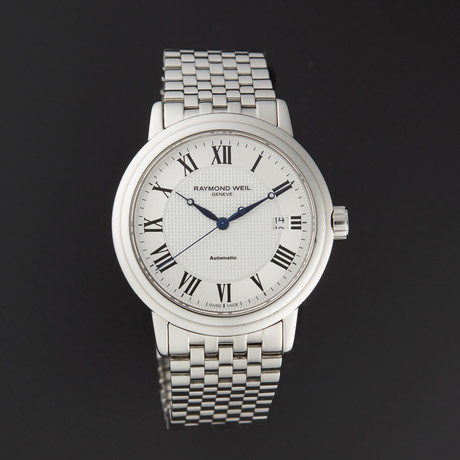 Raymond Weil Maestro Automatic // 2837-ST-00659 // Store Display