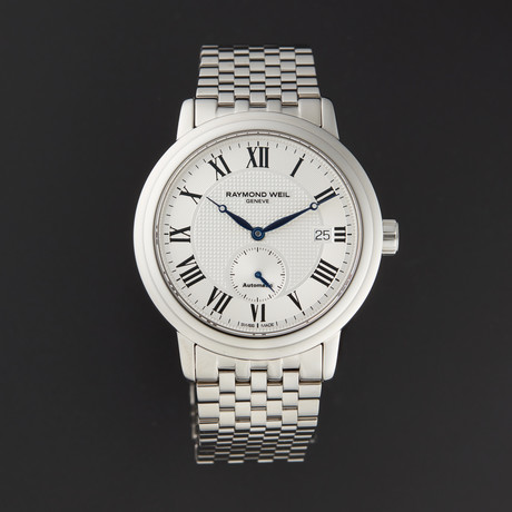 Raymond Weil Maestro Automatic // 2838-ST-00659 // Store Display