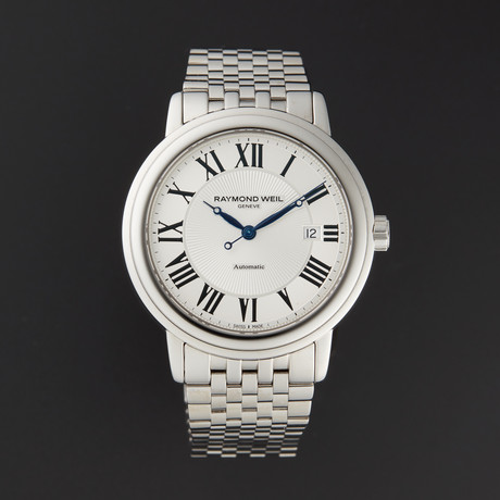 Raymond Weil Maestro Automatic // 2847-ST-00659 // Store Display