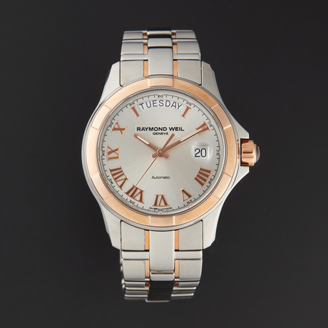 Raymond Weil Parsifal Automatic // 2965-SG5-00658 // Store Display