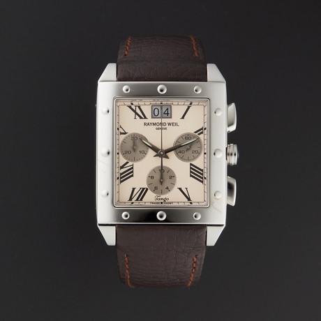 Raymond Weil Tango Sport Quartz // 4881-STC-00809 // Store Display!