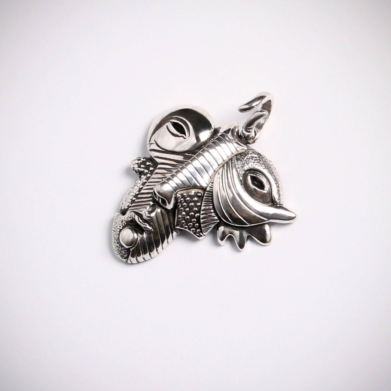 zeus pendant  sergio bustamante  touch of modern - zeus pendant
