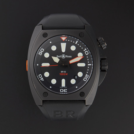 Bell & Ross Marine Diver Automatic // BR02-20 // Store Display