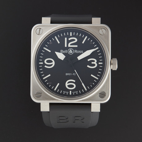 Bell & Ross Aviation Automatic // BR01-92 // Store Display