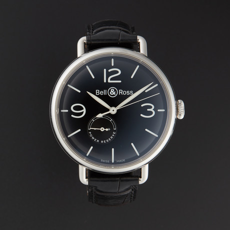 Bell & Ross WW1 Military Automatic // BRWW1-97-S // Store Display