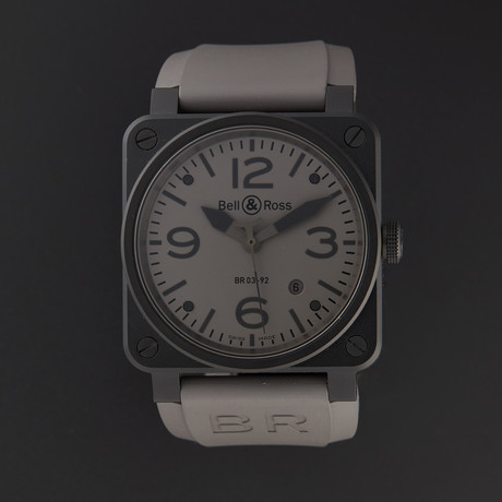 Bell & Ross Aviation Automatic // BR03-92 // Store Display